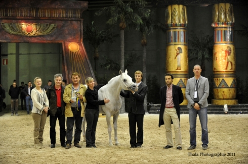 Angelika_2011 European Championship